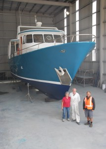 New Marine Painting Service & Boat Maintenance Packages