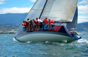 Bellerive Crown Series and Australian Farr 40 Titles
